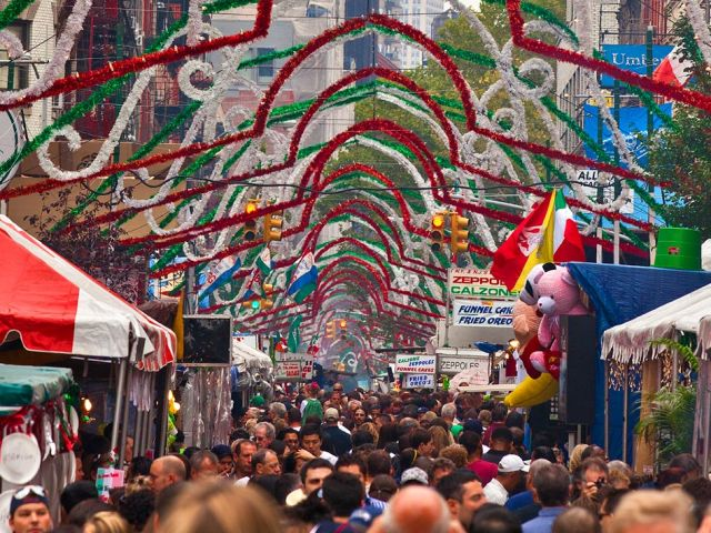 Feasts of San Gennaro