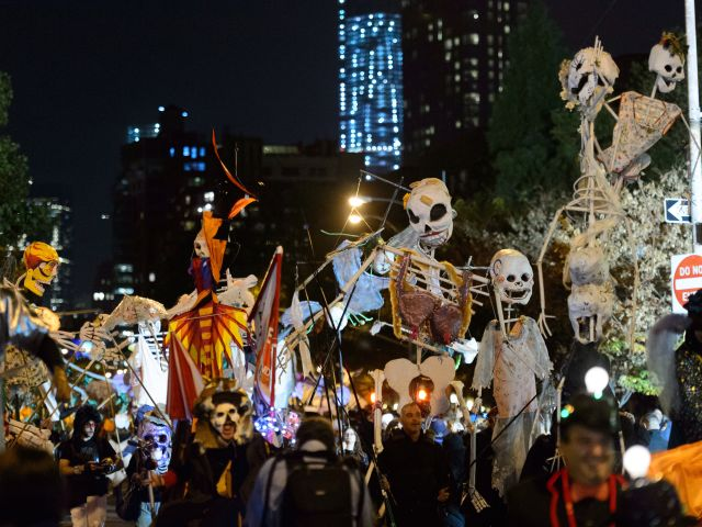 West Village Halloween Parade